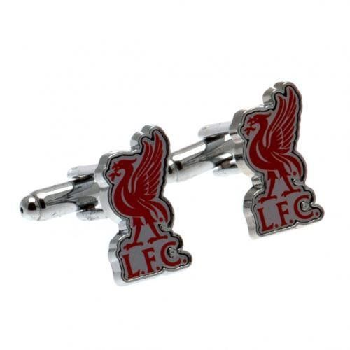Official Liverpool FC Liverbird Cufflink
