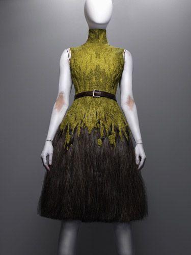 Dress, Eshu, autumn/winter 2000–2001 | Alexander McQueen: Savage Beauty | The Metropolitan Museum of Art, New York