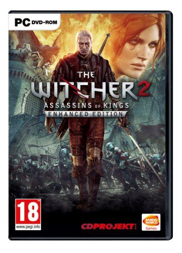 The Witcher 2: Assassins of Kings - Enhanced Edition (PC DVD) - http://www.cheaptohome.co.uk/the-witcher-2-assassins-of-kings-enhanced-edition-pc-dvd/