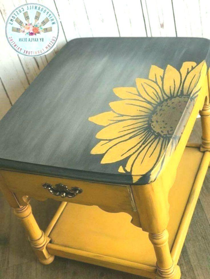 Lovely 9 Diy Sunflower Bedroom Decoration Ideas Decoration