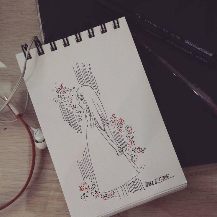 :) #mekaworks #drawing