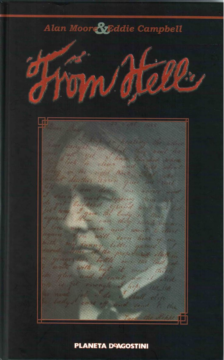 From Hell - Allan Moore