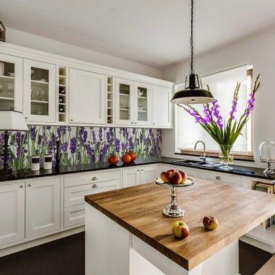 Lavender Kitchen 2 U2022 Provencal   Kitchen U2022 Pixers® U2022 We Live To Change.  Lavender KitchenLavender WallsWall MuralProvence
