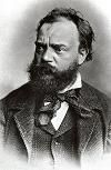 """Antonin Dvorak (1841-1904) was a Czech composer who was strongly influenced by the folk music traditions of his native country. He visited the US where he was inspired to write his """"American Quartet"""" and the """"New World Symphony"""" which seems to quote 4 notes from Swing Low, Sweet Chariot."""