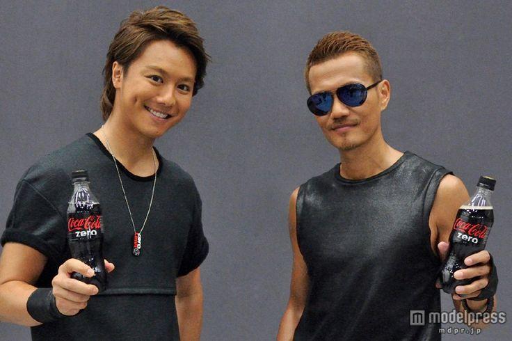 EXILE Takahiro & Atsushi