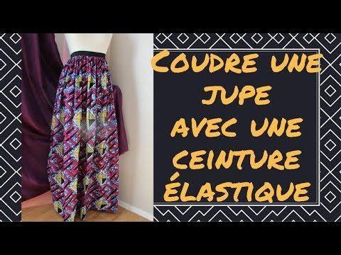 Tutos Couture - Coudre une jupe avec une ceinture élastique - Tutos Couture