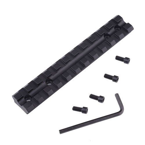 FIRE WOLF Low Profile Rail Mount for Ruger 1022 Rifle Precision machined from aircraft aluminum >>> Check out this great product.