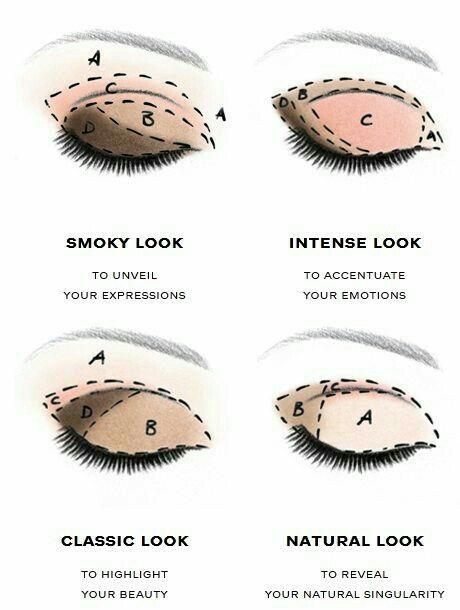Younique www.TheDivaDonna.com Beautiful Eyeshadow Ideas