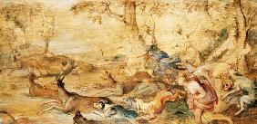 Rubens Peter Paul - The Hunt of Diana