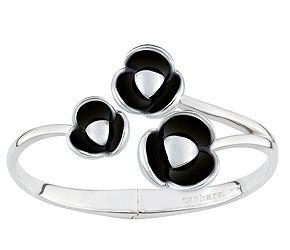 Bracelet rigide Cacharel. Bijoux créateurs. En vente en boutique et sur notre site internet : http://www.bijouterie-influences.com/search.php?search_query=bracelet+rigide+cacharel