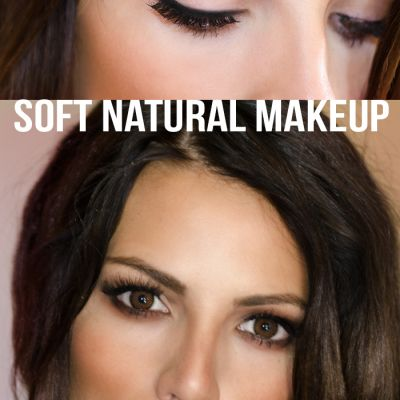 seint  soft natural makeup neutral makeup tutorial easy