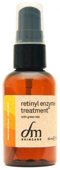retinyl enzyme treatment – on sale now!  Spa professionals, please call us at 610-358-4447 to order!
