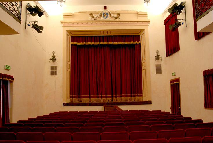 Teatro comunale del 1920  #marcafermana #campofilone #fermo #marche