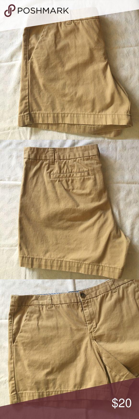 "Women's Khaki Shorts Women's Khaki Shorts 5"" Size 14 Merona Shorts"