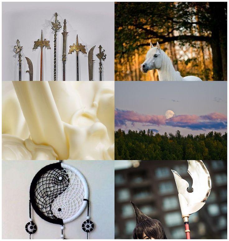 Shaman King - Ren Tao | Moonlight sets