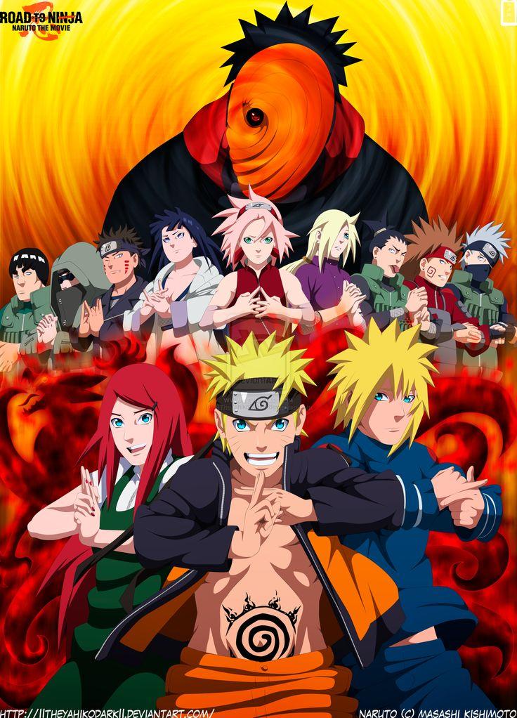 Le Film Naruto Shippuden Road To Ninja dépasse le milliard de yens au Japon !