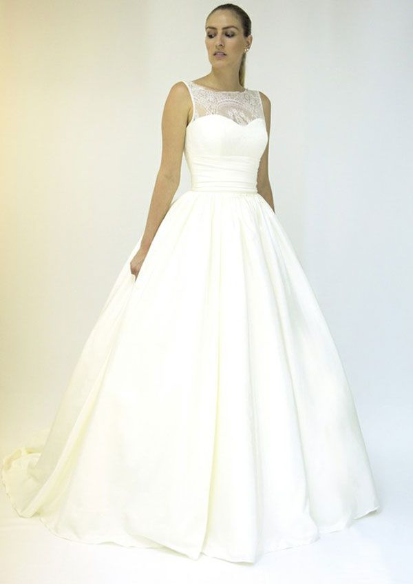 Paz by Augusta Jones, i don't normally like ballgown dresses but this is stunning!