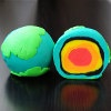 Playdoh Hard Core Earth | AllFreeKidsCrafts.com