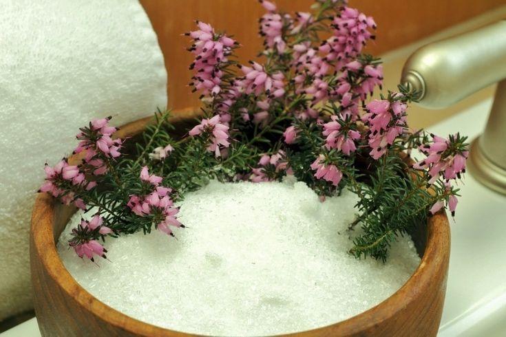 Epsom zout - magnesiumsulfaat - Badzout - ZOU09