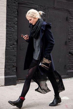 〈2014秋冬〉ショートブーツ・ブーティーをセンス良く履きこなそう♪ - NAVER まとめ