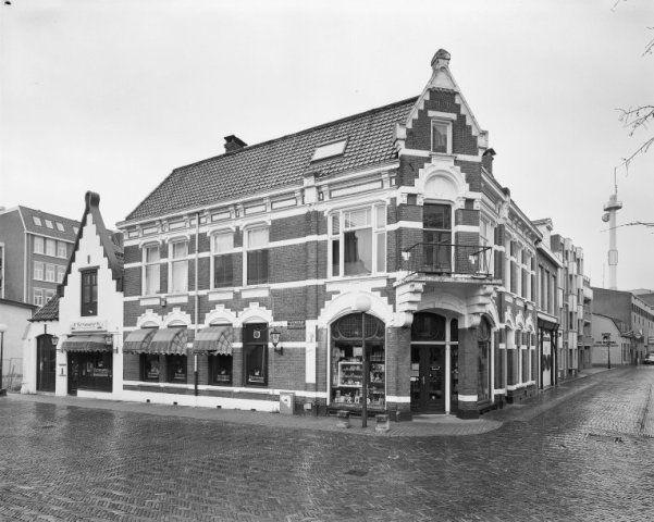 zuiderhagen pijppenstraat  1997