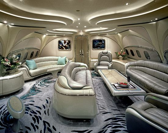 airplane first class