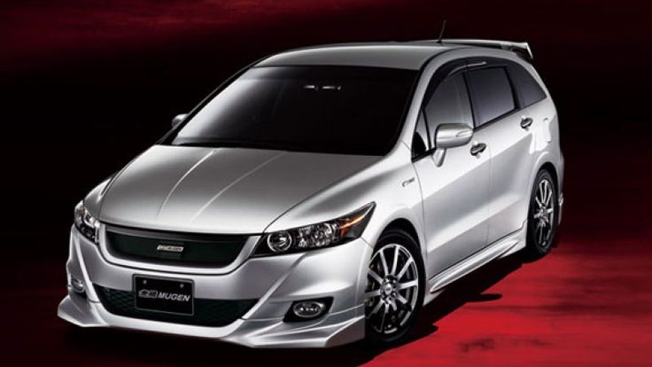 The Awesome  Honda Stream