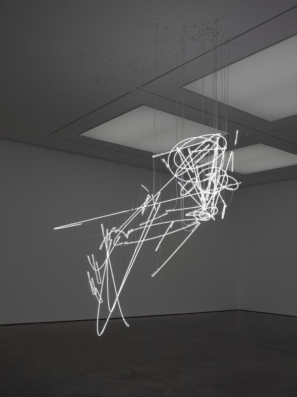 Cerith Wyn Evans at White Cube