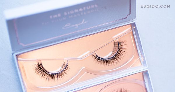Deborah just bought these gorgeous #lashes from @ESQIDO! Use this link to get $10 off!