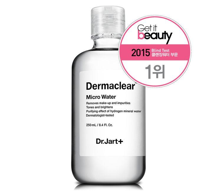 [Dr.Jart] Dermaclear Micro Water