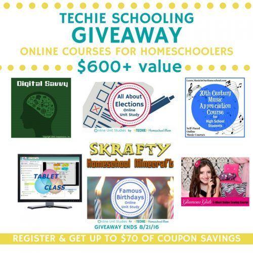 122 best homeschooling technology images on pinterest homeschool giveaway of 7 courses for homeschoolers fandeluxe Gallery