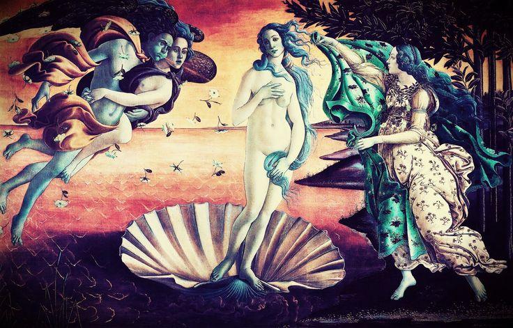 Blog di Astrologia: La nascita di Venere: un quadro sotto il Segno del...