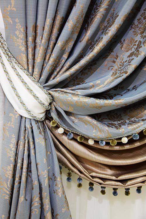 Designer Window Treatments | Drapery Hardware Ft Worth | Curtains Tx. fabricresource.com