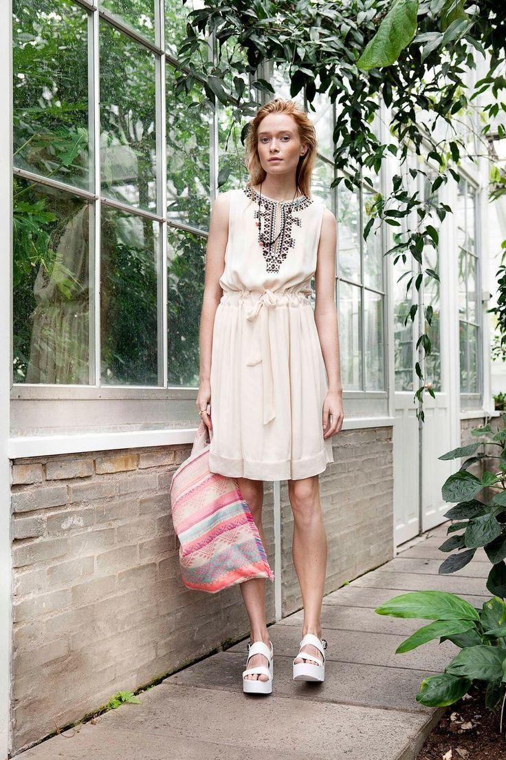The Paua Room - Noa Noa Embroidered dress, $299.00 (http://www.thepauaroom.com/noa-noa-embroidered-dress/)