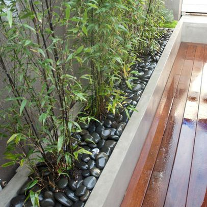 Wood Deck Bamboo Design Ideas, Pictures, Remodel, and Decor