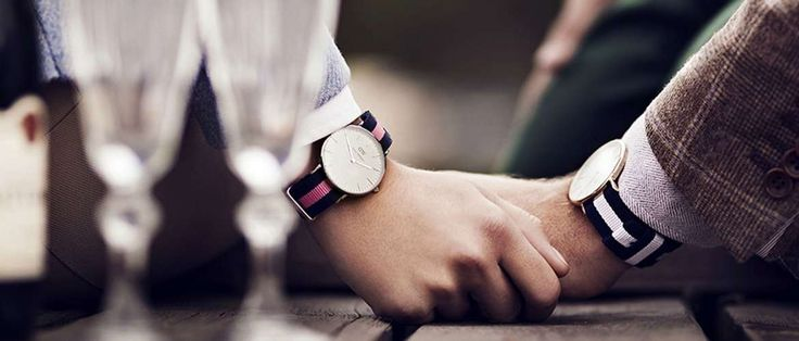 Watches are the ultimate accessory for men. This simple style guide shows you how to style the best canvas strap watches.
