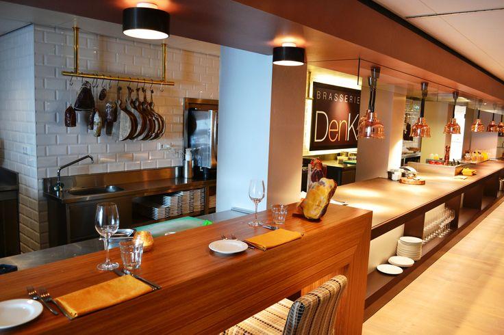 Brasserie DenK, Landgoed Duin & Kruidberg, Santpoort, The Netherlands.