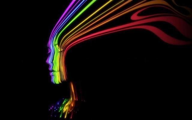 Rainbow Lady of Light