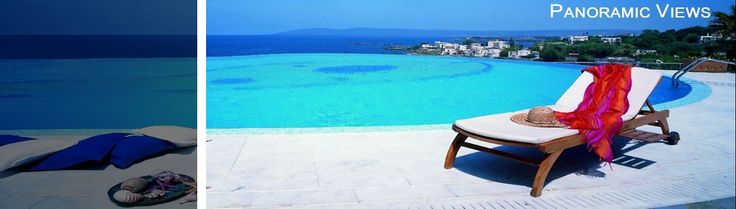 Panorama Hotel, Chania, Crete -Home Page