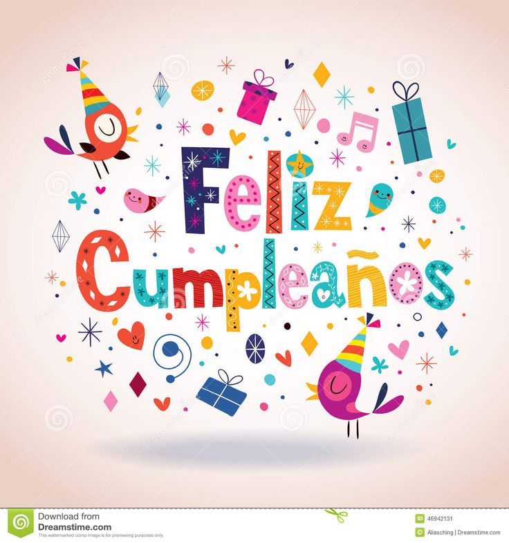 Lyric cumpleaños feliz lyrics : Best 25+ Happy birthday in spanish ideas on Pinterest | Birthday ...