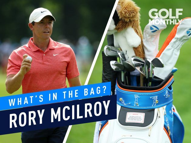 Rory Mcilroy What S In The Bag 4 Time Major Winner Rory Mcilroy Rory Latest Golf News