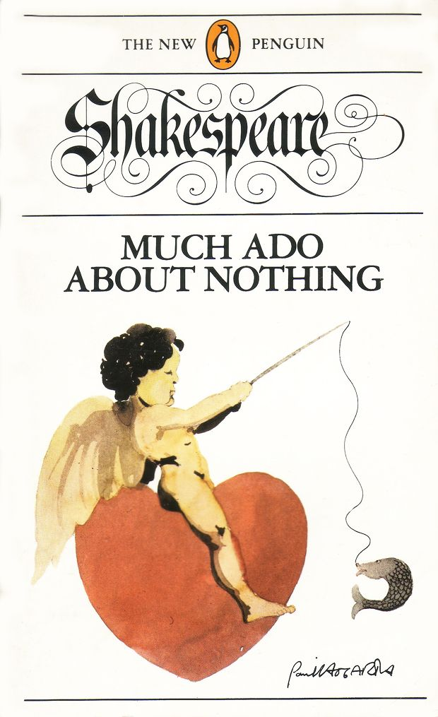 Much ado about nothing / William Shakespeare ; edited by R. A. Foakes