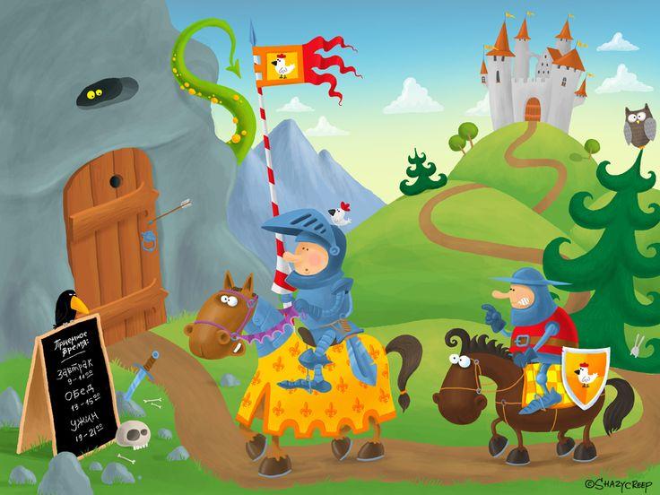 Ridders en prinsessen K2 oefeningen en spelletjes | ICT PajottenRand