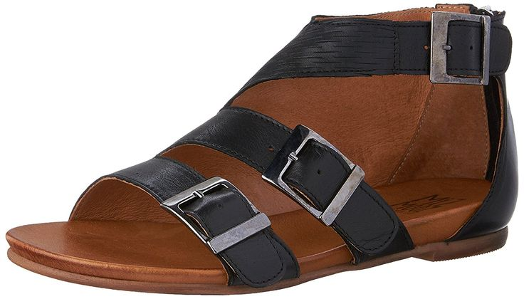 Miz Mooz Women's Althea Flat Sandal ** Read more reviews of the product by visiting the link on the image.