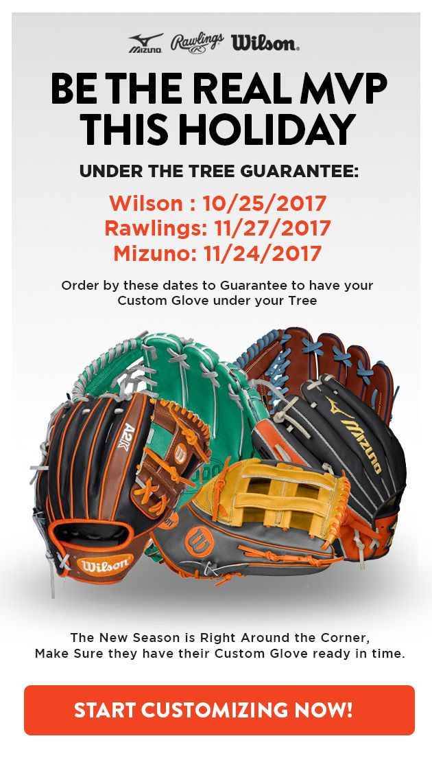 Build your next softball glove from scratch with the custom glove builders at JustBallGloves!