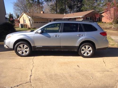 2012 Subaru Outback - Hampton, VA #490719303 Oncedriven