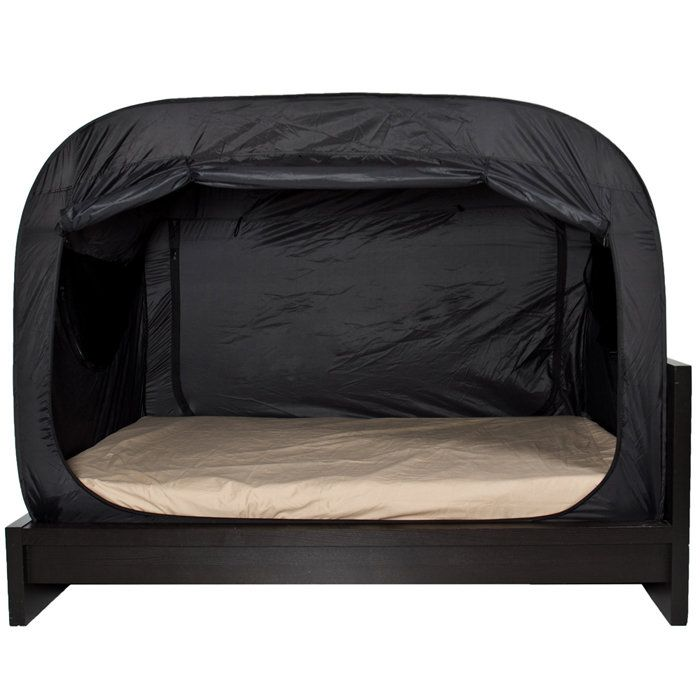Privacy Pop Bed Tent at Brookstone  sc 1 st  Pinterest & 319 best bed in een