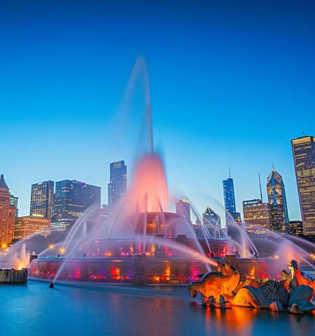 Must See Attractions in Chicago from the travel experts at Midwest Living, here is a list of Chicago's best attractions, including museums, gardens, sports and music.