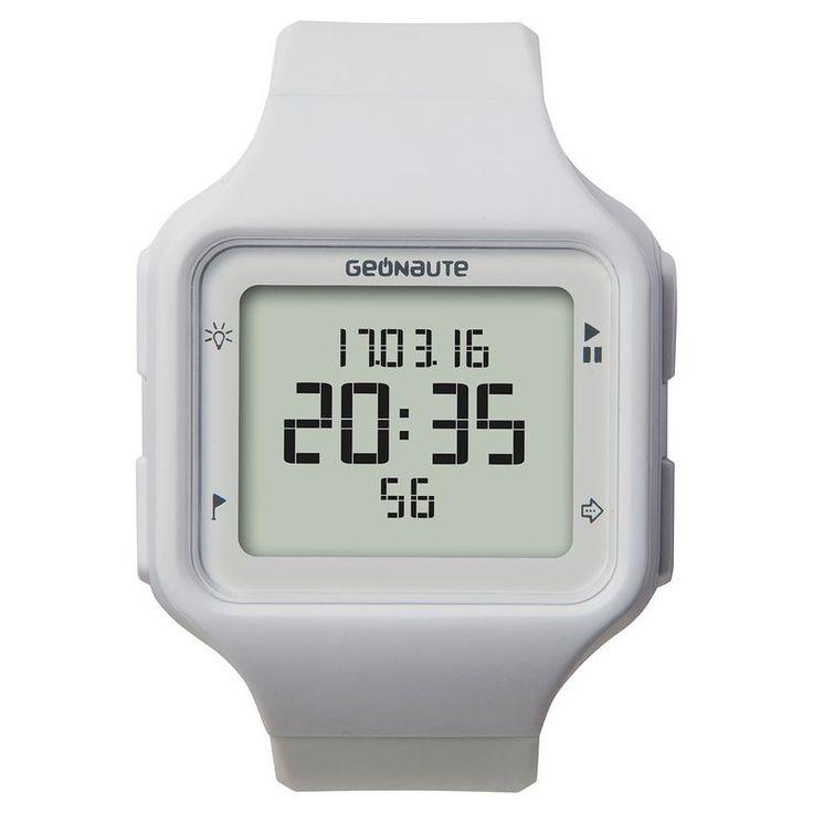 20€ Electronica Relojes, GPS, Podómetros - Reloj cuenta atrás W500+M SWIP GEONAUTE - Relojes, GPS y Pulsómetros