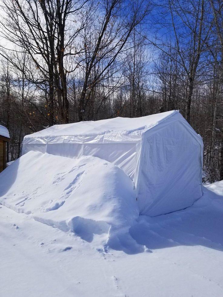 Portable Garage For Car | Portable garage, Car shelter ...
